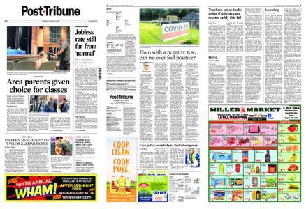 Post-Tribune – August 05, 2020