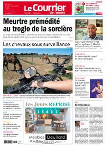 Le Courrier de l'Ouest Cholet – 05 septembre 2020