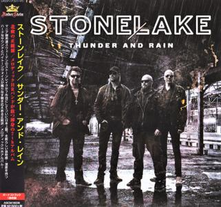 StoneLake - Thunder And Rain (2018) [Japanese Ed.]