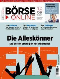 Börse Online - 07. September 2017