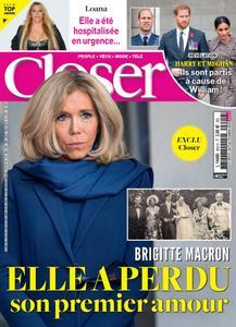Closer France - 09 octobre 2020