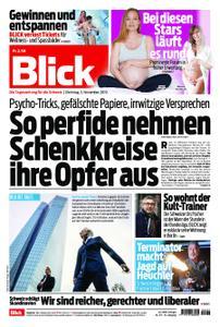 Blick – 05. November 2019