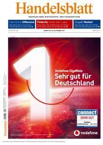 Handelsblatt - 28. November 2017