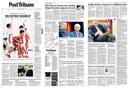 Post-Tribune – December 16, 2017
