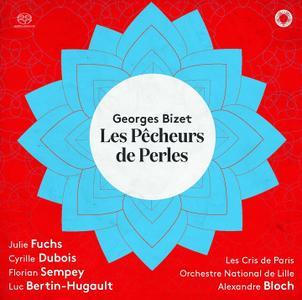 Alexandre Bloch, Orchestre National de Lille - Bizet: Les Pecheurs de perles (2018)