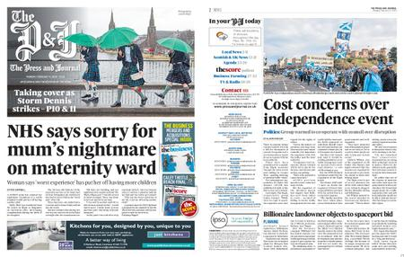 The Press and Journal Moray – February 17, 2020
