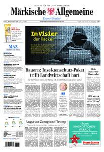 Märkische Allgemeine Dosse Kurier - 06. September 2019