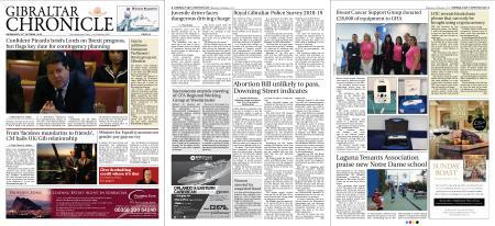 Gibraltar Chronicle – 24 October 2018