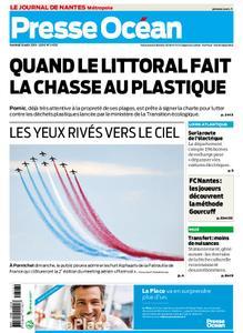 Presse Océan Nantes – 16 août 2019