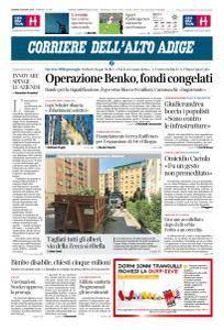 Corriere dell'Alto Adige - 9 Agosto 2018