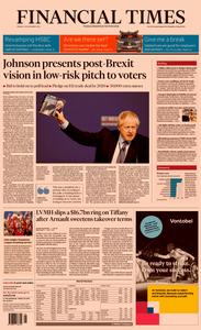 Financial Times UK – 25 November 2019
