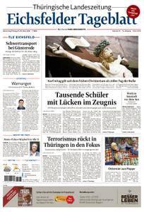 Thüringische Landeszeitung Eichsfelder Tageblatt - 29. März 2018
