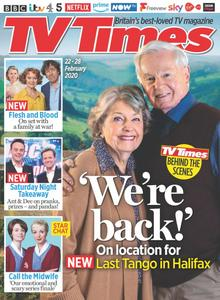 TV Times - 22 February 2020