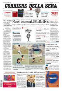 Corriere della Sera - 1 Ottobre 2016
