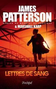 James Patterson - Lettres de sang