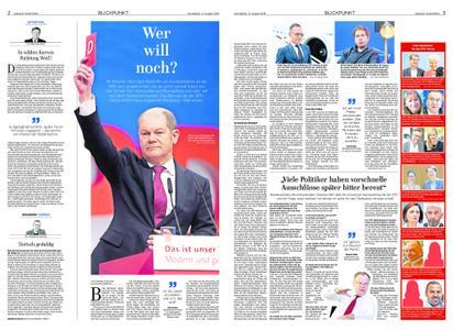 Lübecker Nachrichten Ostholstein Süd - 17. August 2019