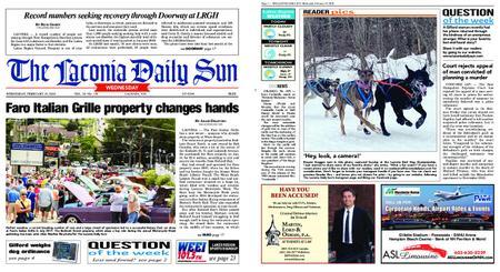 The Laconia Daily Sun – February 19, 2020