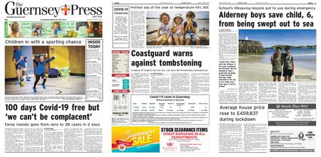 The Guernsey Press – 08 August 2020