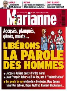Marianne - 20 janvier 2018