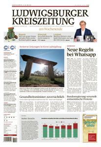 Ludwigsburger Kreiszeitung LKZ - 15 Mai 2021
