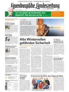 Lauenburgische Landeszeitung - 09. Januar 2018