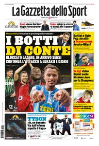 La Gazzetta dello Sport Roma – 27 giugno 2019