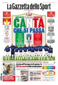 La Gazzetta dello Sport Nazionale - 16 Giugno 2021