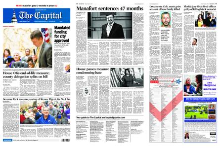The Capital – March 08, 2019