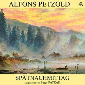 «Spätnachmittag» by Alfons Petzold