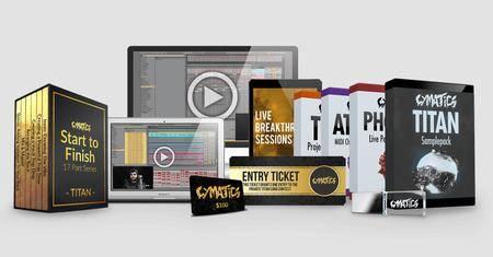Cymatics: Titan - Start To Finish (2017)