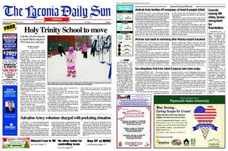 The Laconia Daily Sun – December 19, 2017