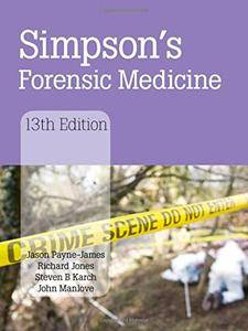 Simpson's Forensic Medicine, 13th Edition(Repost)