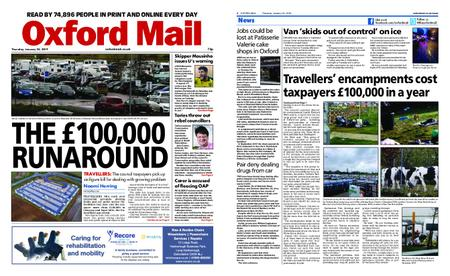 Oxford Mail – January 24, 2019
