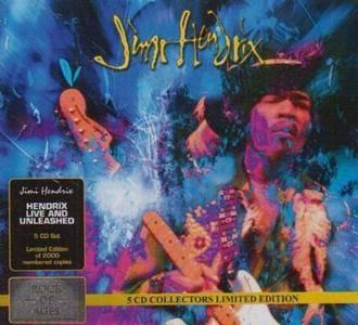 Jimi Hendrix - Hendrix Live And Unleashed (2007)