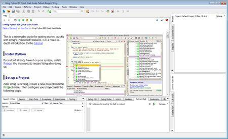 Wingware Wing IDE Professional 6.1.3-1