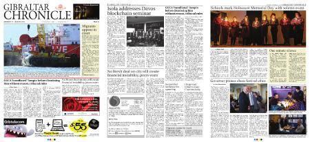 Gibraltar Chronicle – 27 January 2018