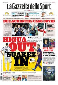 La Gazzetta dello Sport – 11 settembre 2020