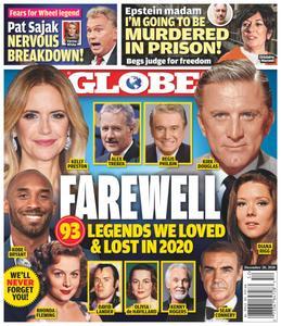 Globe – December 28, 2020