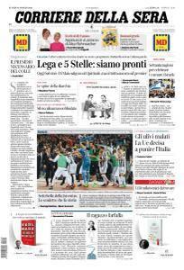Corriere della Sera - 14 Maggio 2018