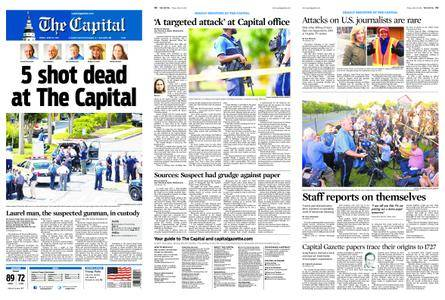 The Capital – June 29, 2018
