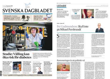 Svenska Dagbladet – 25 januari 2019