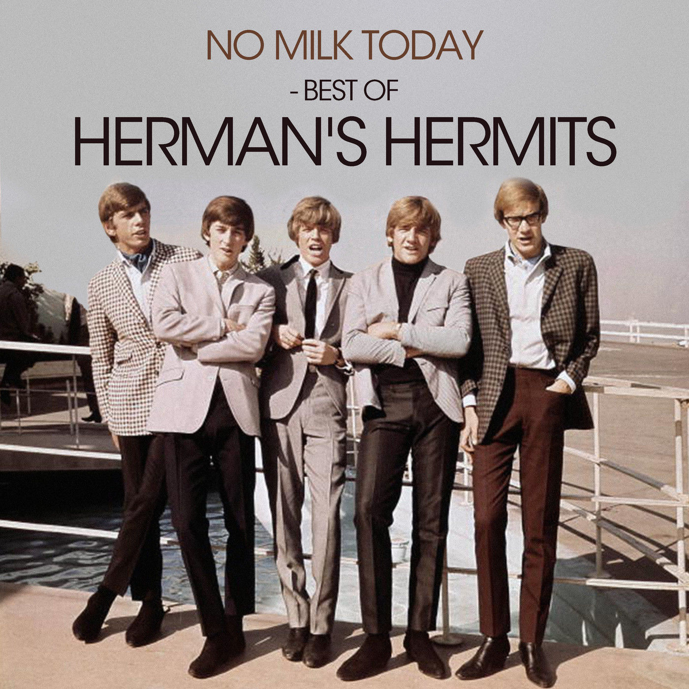 Hermans Hermits No Milk Today