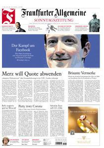 Frankfurter Allgemeine Sonntags Zeitung - 12 Juli 2020