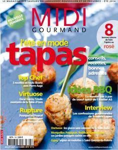 Midi Gourmand - Juillet/Septembre 2014