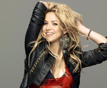 Shakira by Jaume De La Iguana