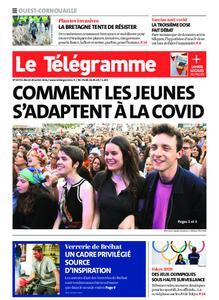 Le Télégramme Ouest Cornouaille – 20 juillet 2021