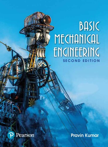 Basic Mechanical Engineering - Pravin Kumar - Google Books