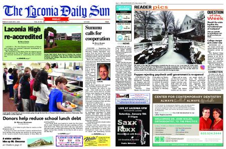 The Laconia Daily Sun – January 04, 2019