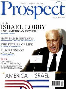 Prospect Magazine - April 2002