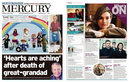 Hertfordshire Mercury – April 30, 2020